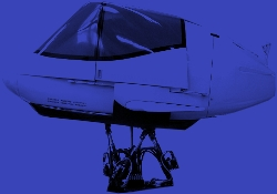 Flight Simulator - photograph