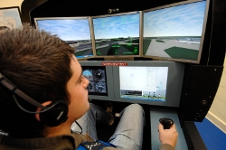 Flight Simulator MP521 - photograph
